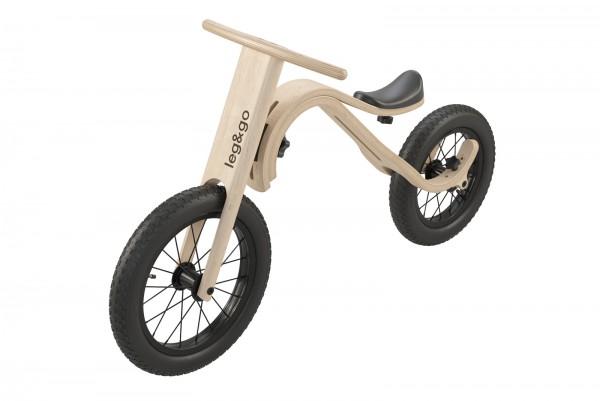 Leg&Go Laufrad - 3in1 Balance Bike