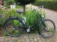 Manufaktur Retro-Fahrrad