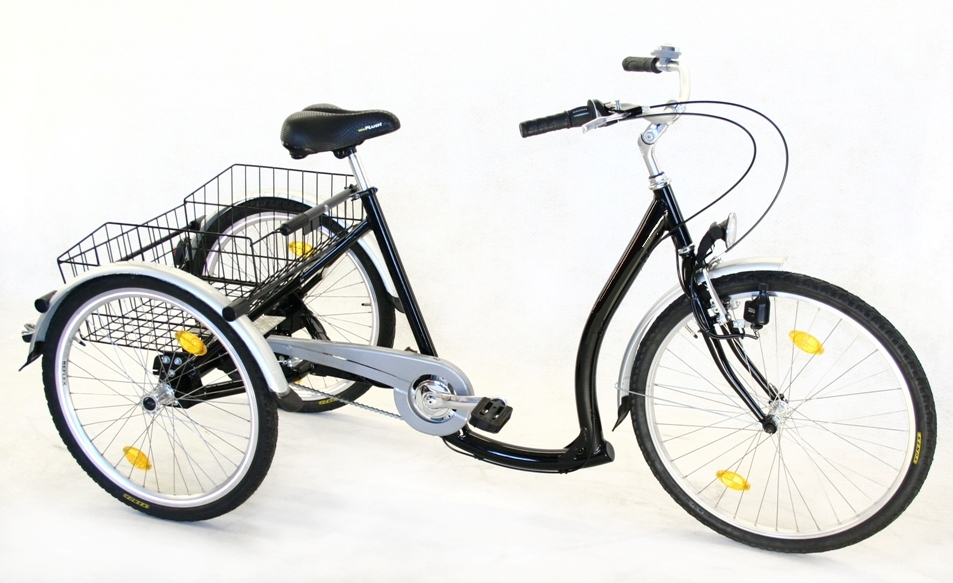 Dreirad für Erwachsene | beim Profi | GreenBike