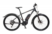 Greens E-Bike Corby 10-Gang Herren schwarz matt