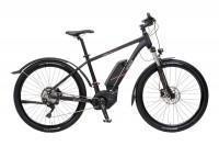Greens E-Bike Corby 10-Gang Herren schwarz matt