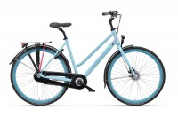 Batavus Dinsdag Damen Blau Light Blue 7 Gang 28 Zoll