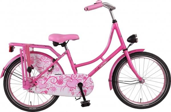 Altec Kinder Hollandfahrrad rosa