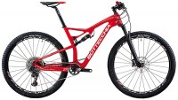 "Carbon Fully BOTTECCHIA ""Gardena"" 11-Gang RedLab"