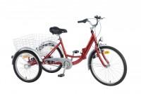 Dreirad für Senioren 24/ 20 Zoll