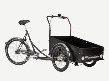 Christiania low Transportrad