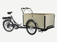 Christiania +30 Transportrad Dreirad