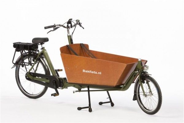 Bakfiets CargoBike Classic Long Steps