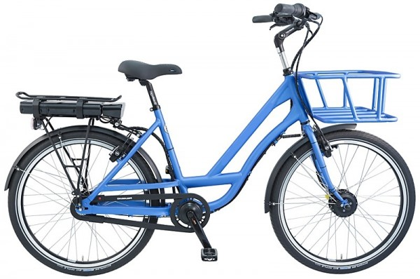 Alu Elektro Cargobike Swing E light