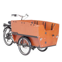 Babboe Max-E Cargobike