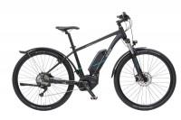 Greens E-Bike Watford 10-Gang Herren schwarz matt